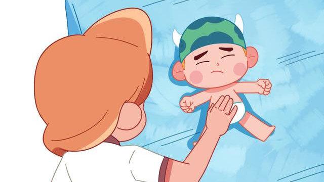 婴儿肠绞痛,你还在傻熬吗?医生教你方法,宝妈亲测有效