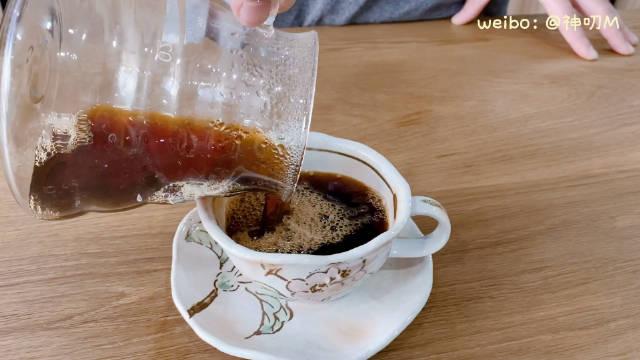 跟着叨叨探寻 冬日饮 | 一杯水洗萨尔瓦多40元一杯单品手冲 便宜又
