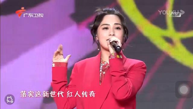 广东卫视春晚 Twins《你最红》