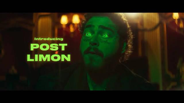 马龙Post Malone 最新为Doritos薯片拍摄的广告宣传片释出