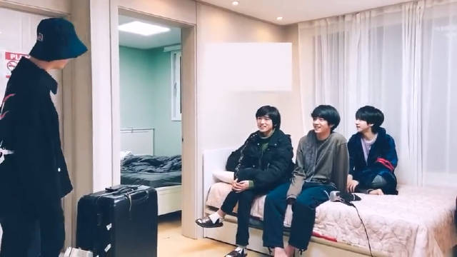 时代少年团小分队韩国Vlog~丁程鑫、宋亚轩、刘耀文、贺峻霖 四个
