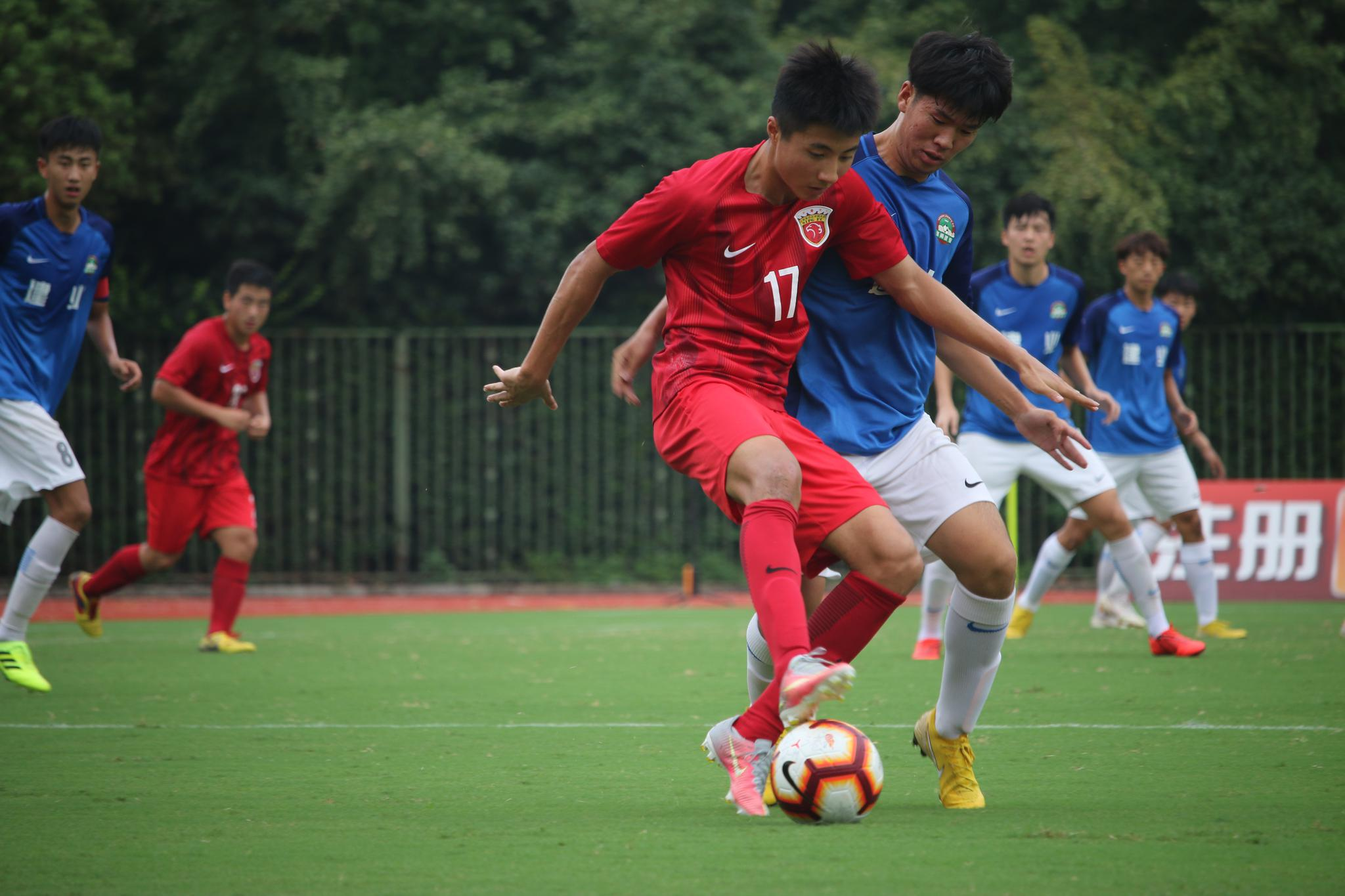 U19青超联赛第28轮