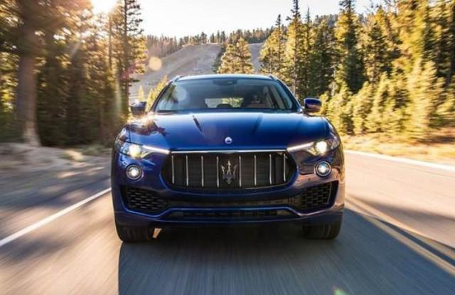 19款玛莎拉蒂Levante性能又再提升,SUV开出超跑的感觉