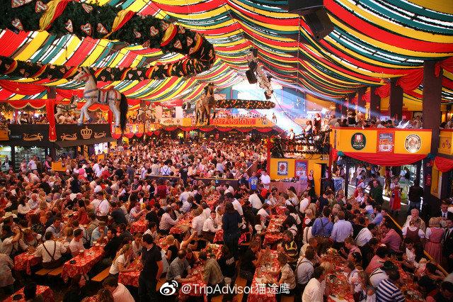 慕尼黑啤酒节今年将于9月21日至10月6日举办