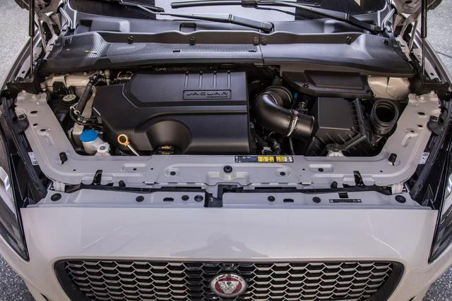18款捷豹E-Pace,为了驾驶乐趣,它做了什么样的取舍?