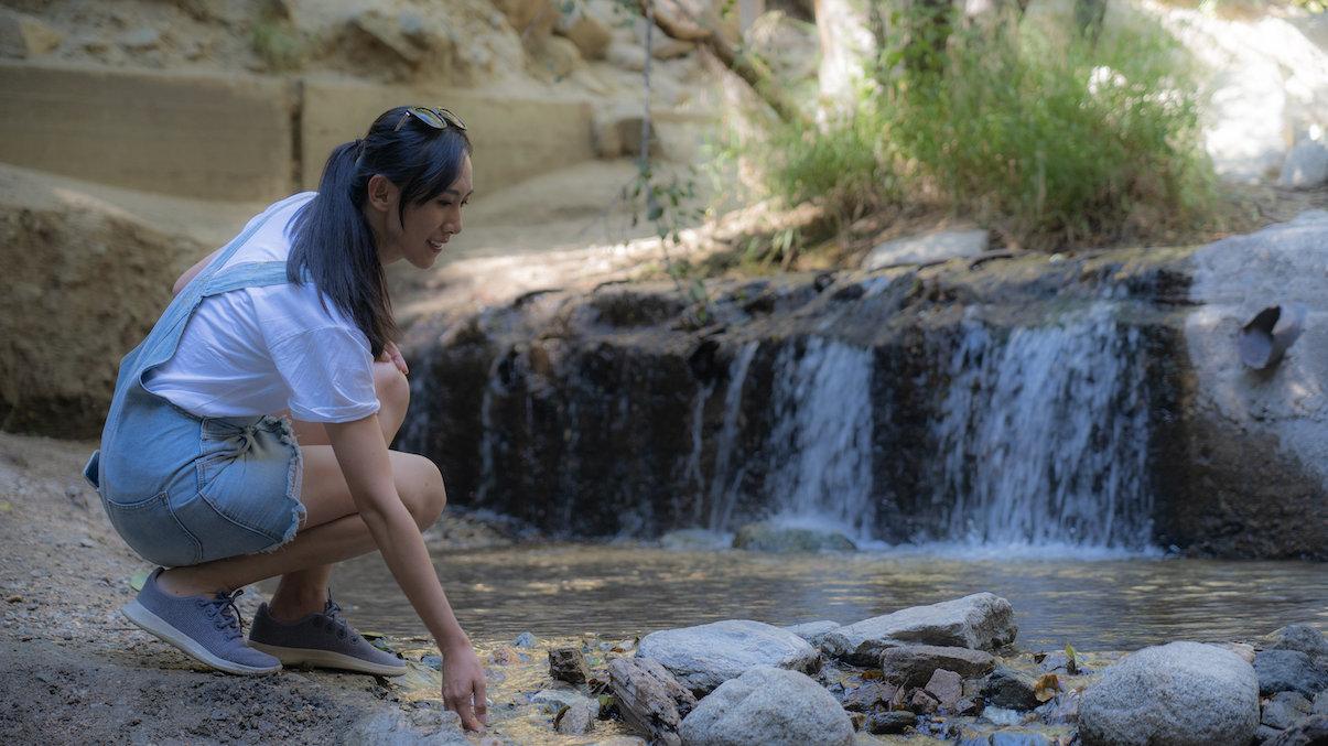 离帕萨迪纳最近的伊顿峡谷,徒步找瀑布