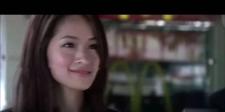 萧亚轩出演电影《无间道》里梁朝伟的女朋友