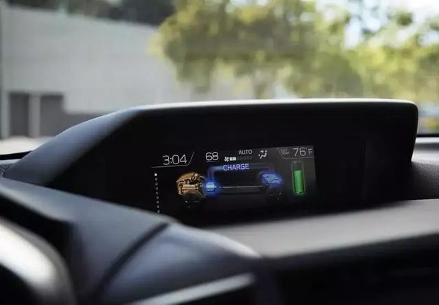斯巴鲁进军插混领域!首款SUV配双电动+发动机,续航给力