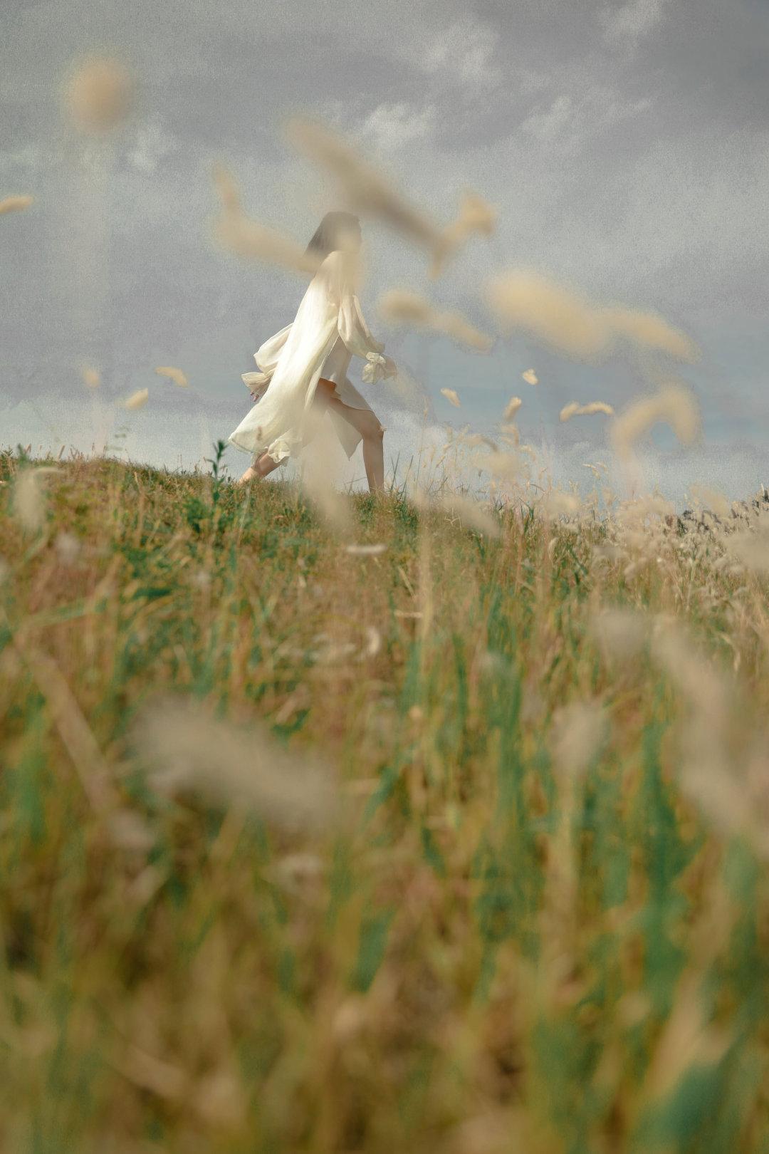 风的印记摄影人:@HHHShan_
