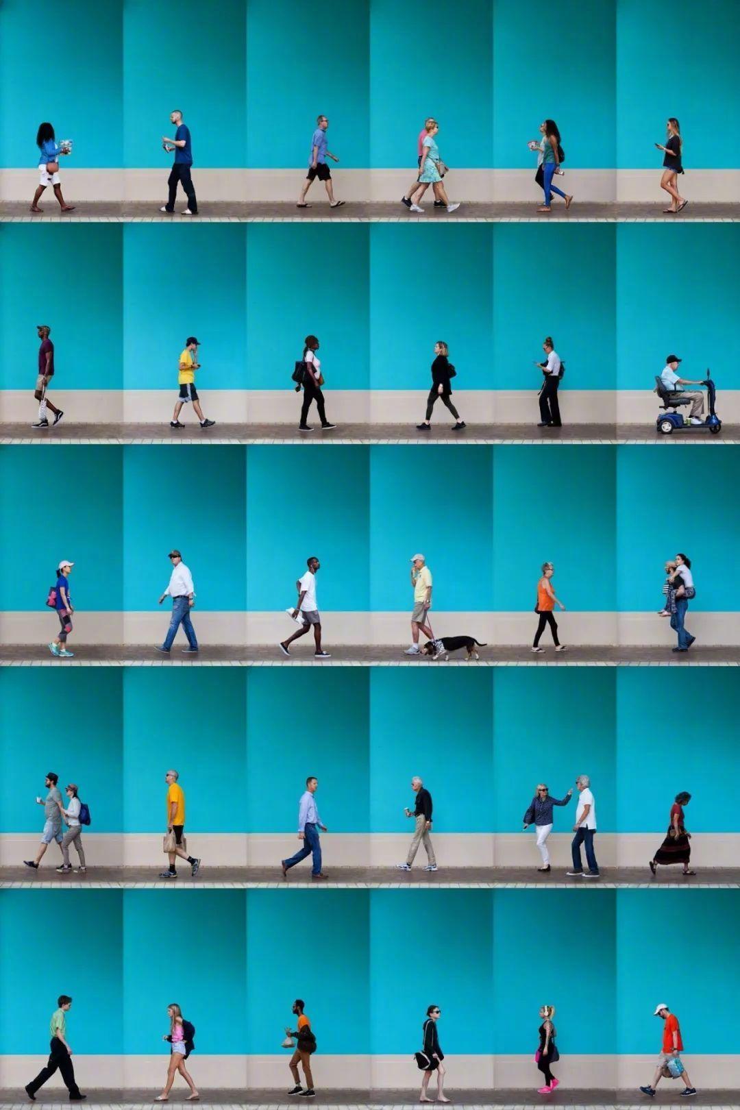 """Time Lapse""是西班牙摄影师 Xan Padrón的一组作品"