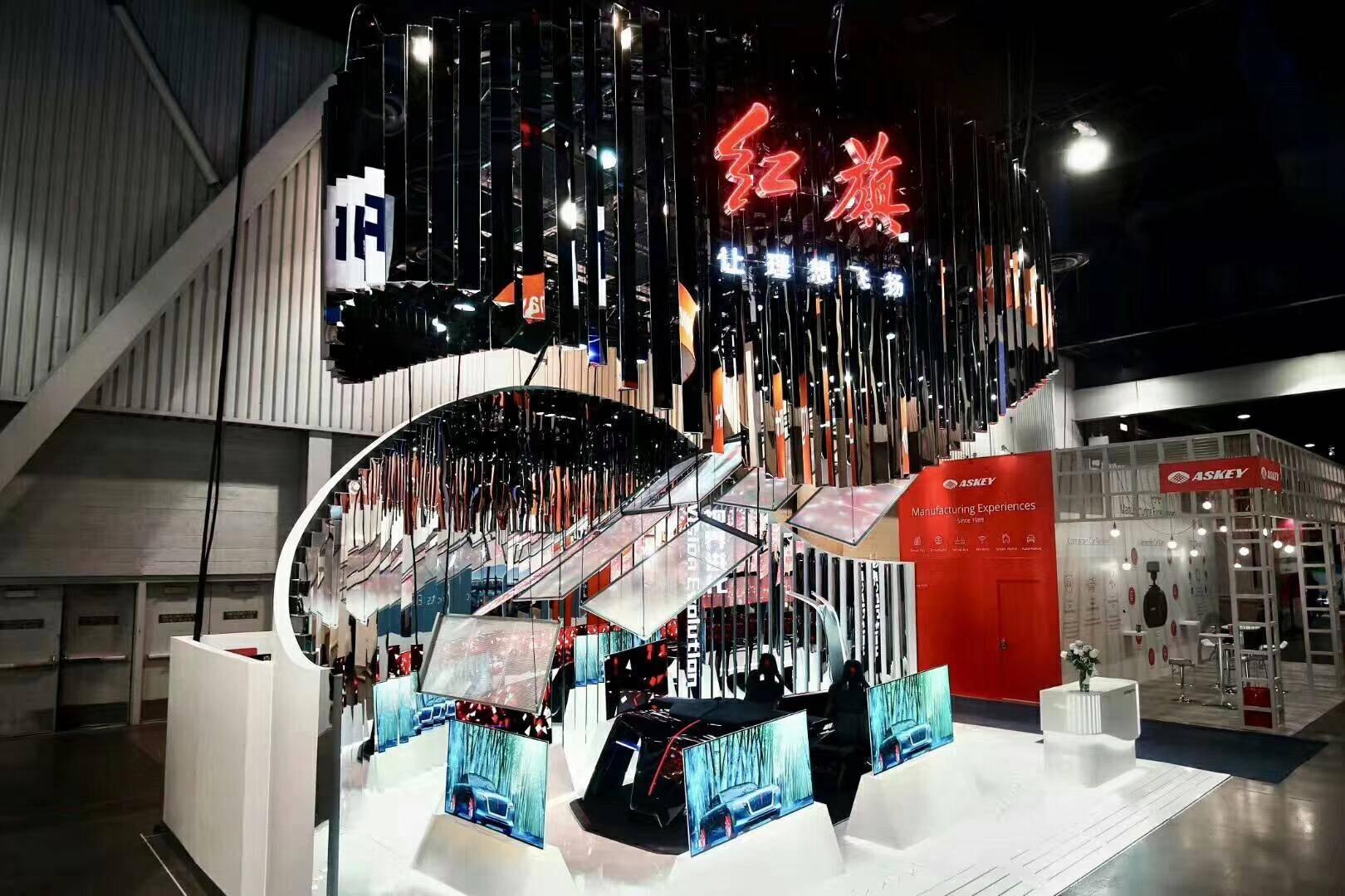 """中国身影抢镜CES,""""科技春晚""""不止国际大牌秀肌肉"""