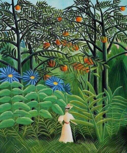 亨利·卢梭(Henri Rousseau