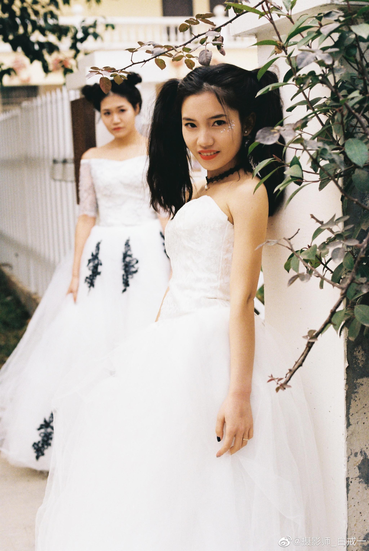 要不要拉上你的闺蜜一起拍婚纱写真呢@日系画册 @郑州写真约拍  冲