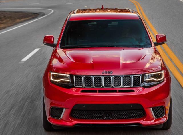 2018年百公里加速前十的SUV你见过几台