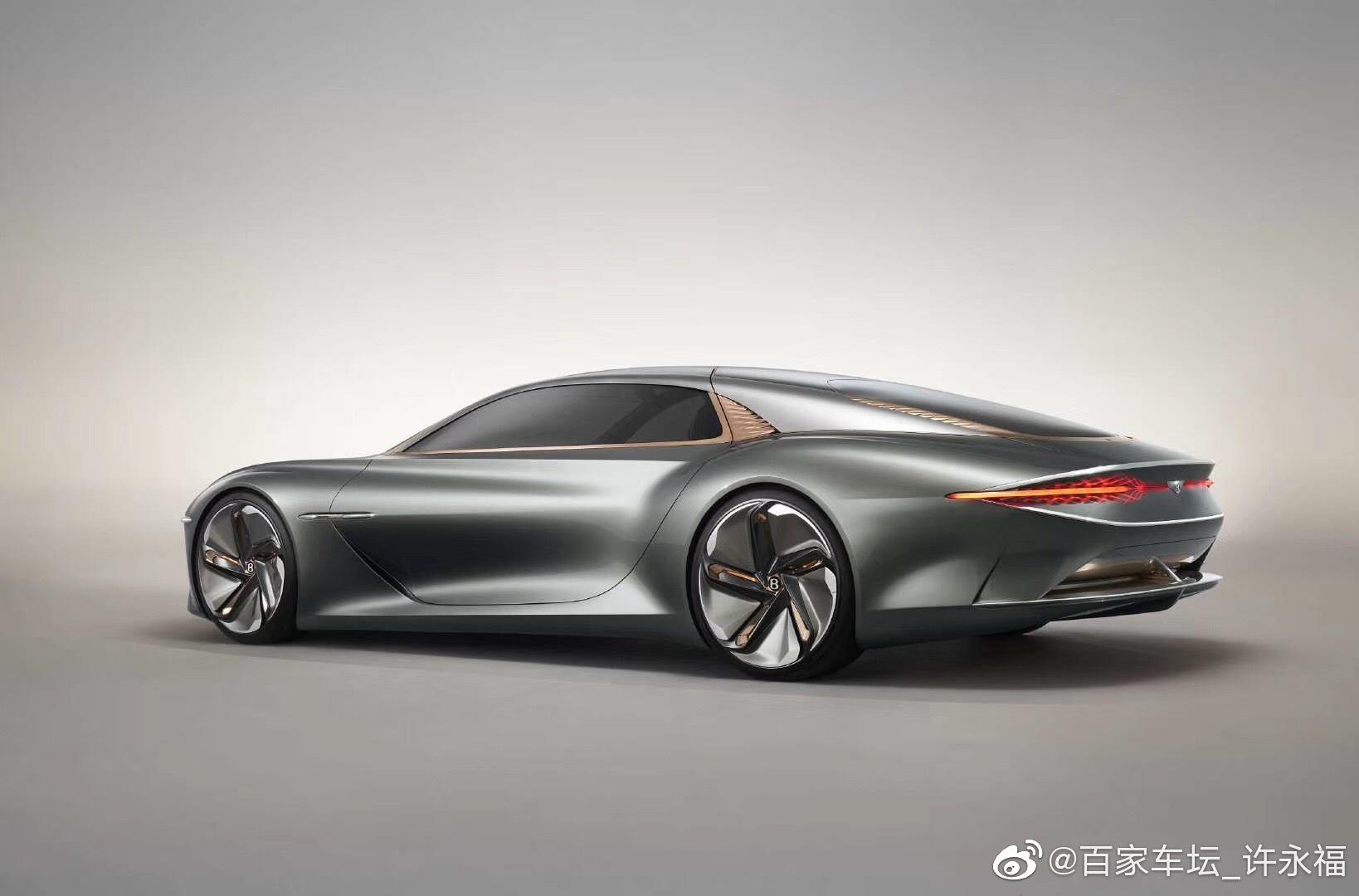 宾利EXP 100 GT