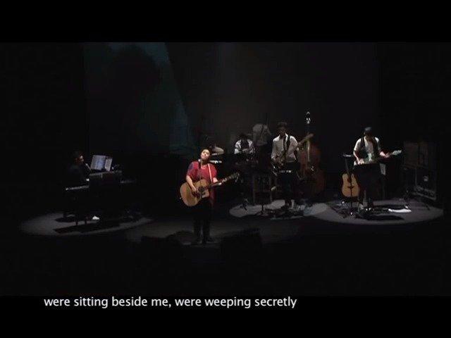 林二汶 Eman Lam -《There is no such thing》给前度的音乐会 live