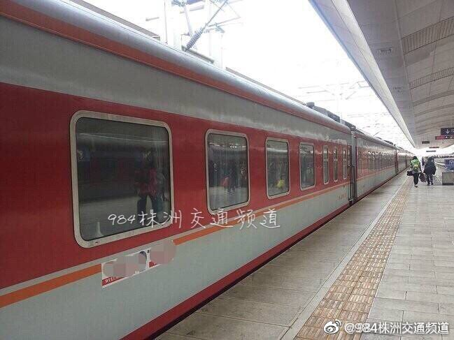 即日起   进京列车将实行二次安检