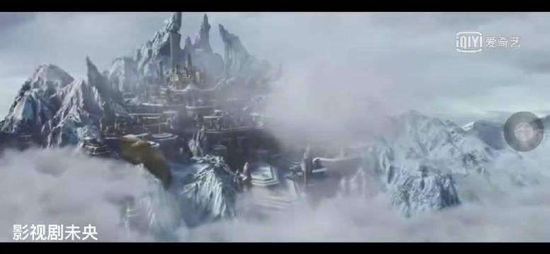 王源、欧阳娜娜新剧《大主宰》最新预告出来了,特效看着很用心呀
