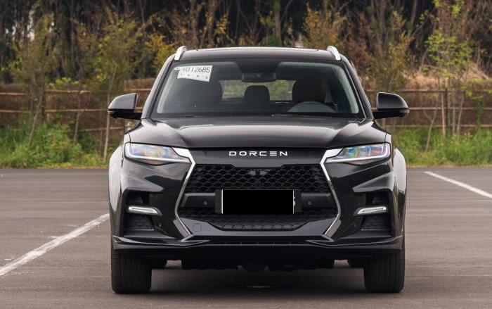 外观酷似兰博基尼,不足12万,这款国产中型SUV碾压同级