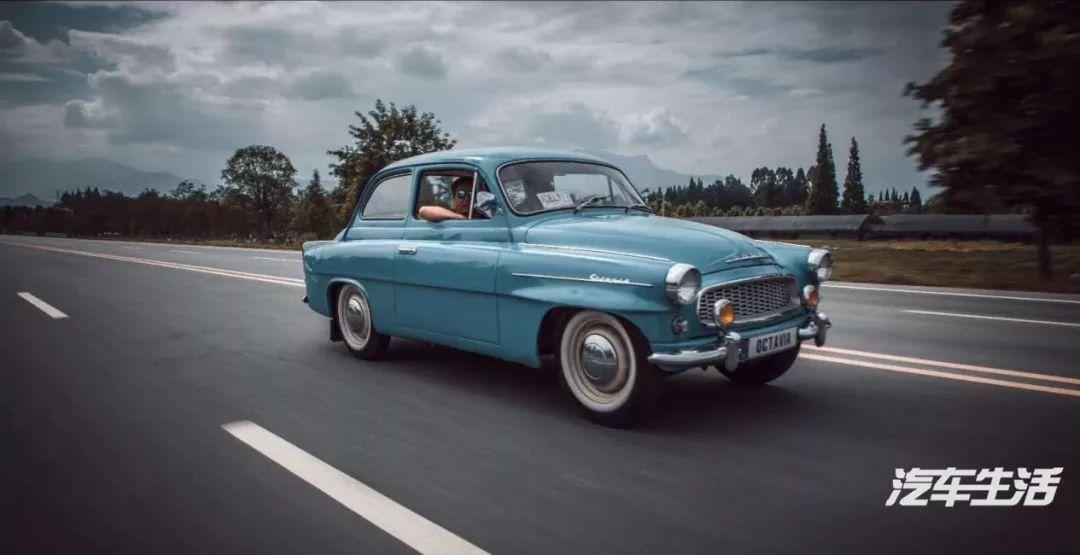 捷克归来再看斯柯达,每款车都有不同的意义