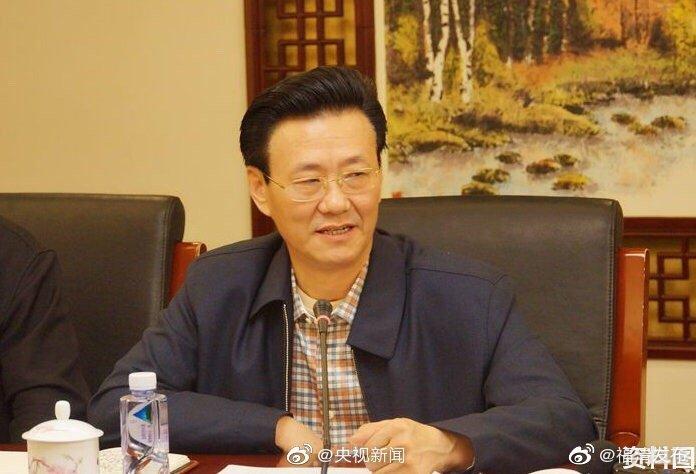 吉林省人民检察院检察长杨克勤接受审查调查