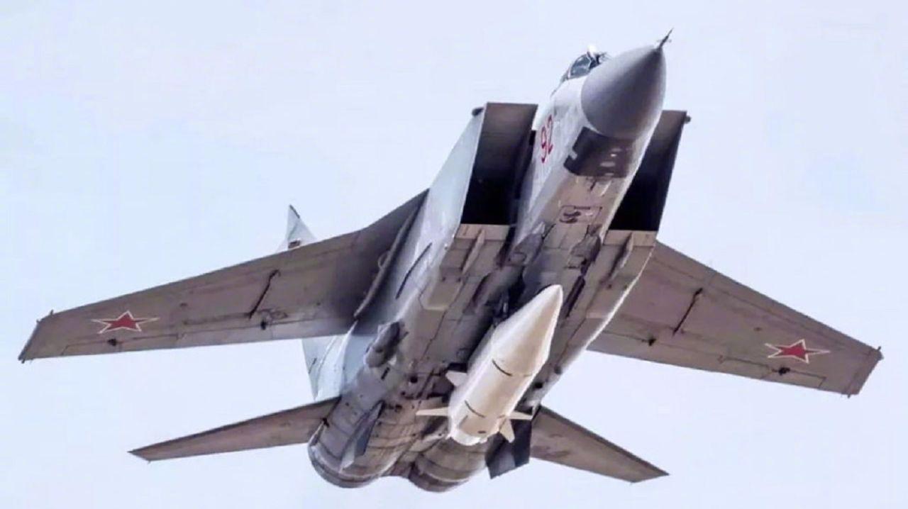 俄罗斯人在完成了对米格-31的现代化改进后
