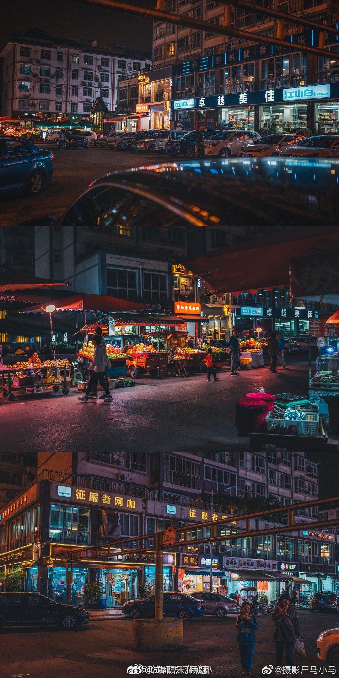 四川农业大学温江校区的惠民商业街,是打开成都小吃之旅的正确方式