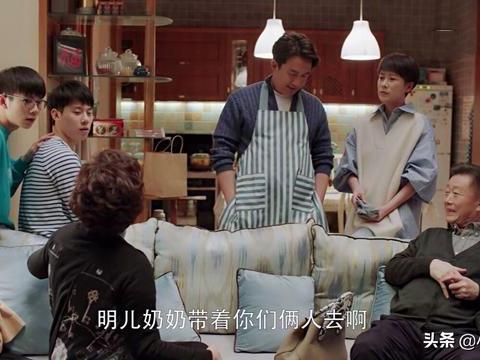 小欢喜:方圆童文洁卖房还债,林磊儿一个举动令人泪落