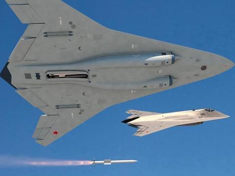 俄罗斯正在进行第六代战斗机的研制工作。特点主要是无人驾驶?
