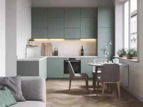 厨房设计新潮流,选择适合你家的那一款!