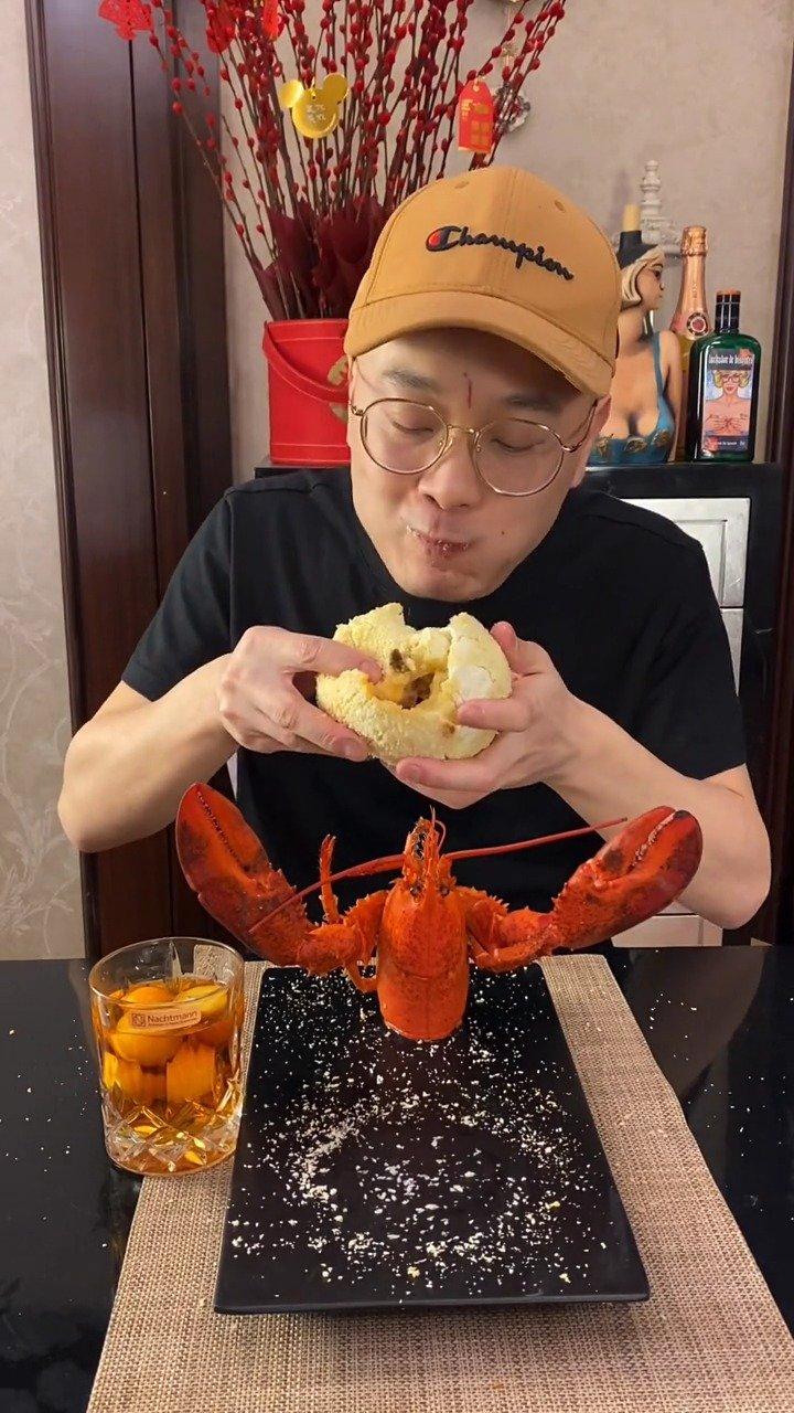 大波士顿龙虾,蜜食记大哥