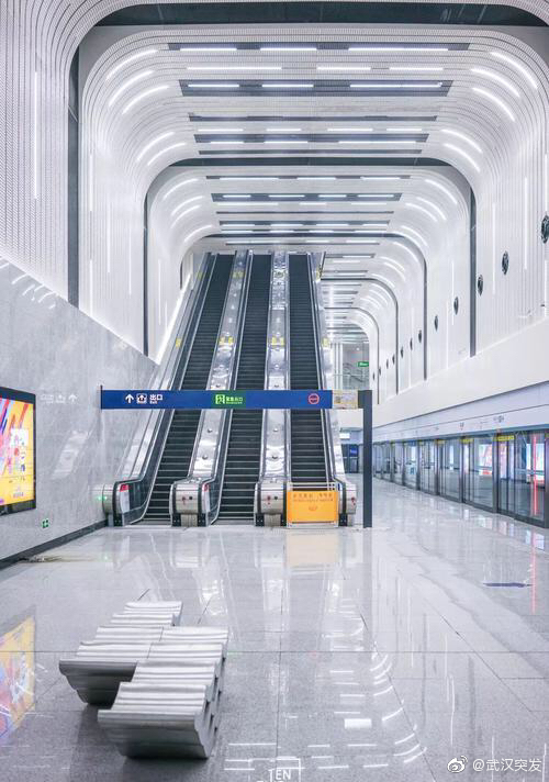 武汉地铁站台内为何休息座椅少?客流疏散通道不宜设置过多座椅