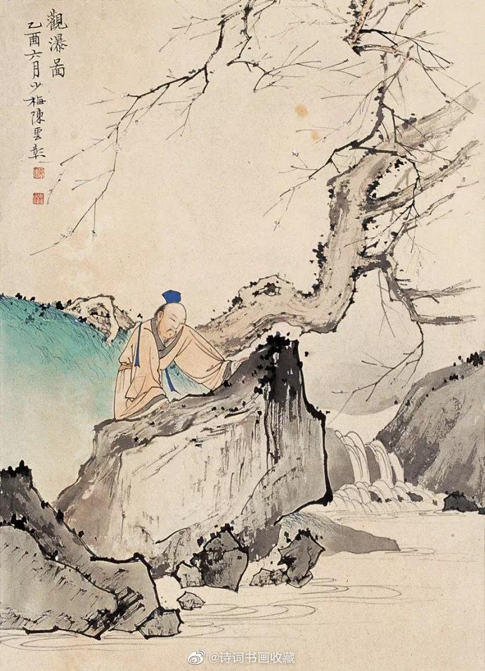 天才画家陈少梅作品欣赏