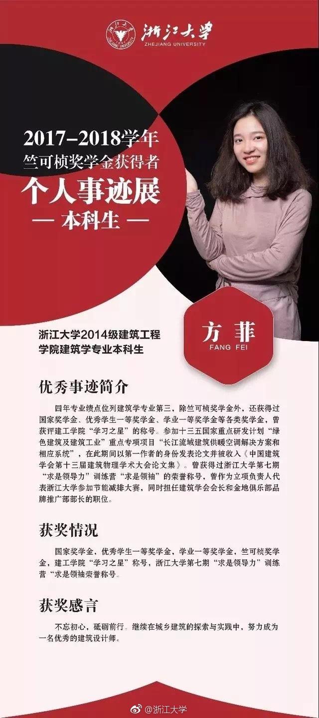 浙大顶级学神简历曝光:44门课满绩,发表SCI论文22篇