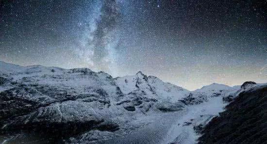 世界上10大星空最璀璨的地方,喜马拉雅山第六,撒哈拉沙漠第一