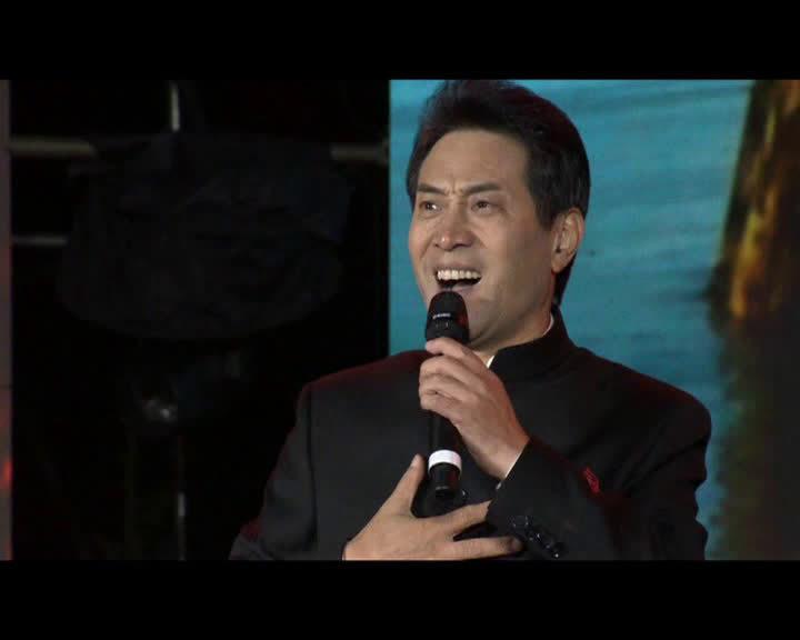 国家一级演员、金话筒奖得主、浙江朗诵协会主席刘忠虎朗诵宁夏版《我