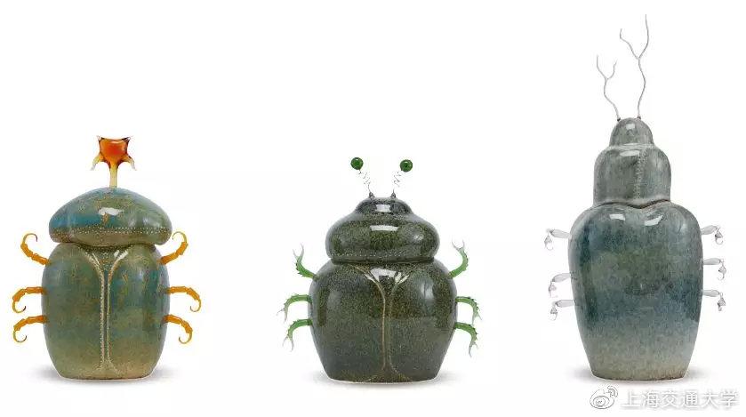 AI作画、手工皮革、精美瓷器……文博会高校唯一展区,交大来了!