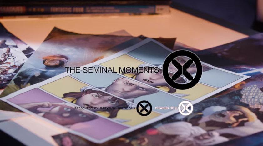 短纪录片系列《X战警历史