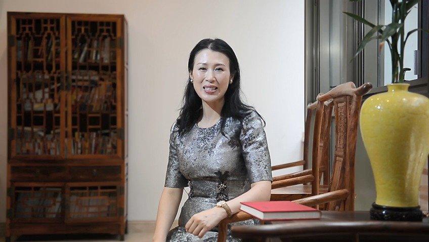 广东省文化学会副会长冯玮瑜:书读多了,彷徨就少了