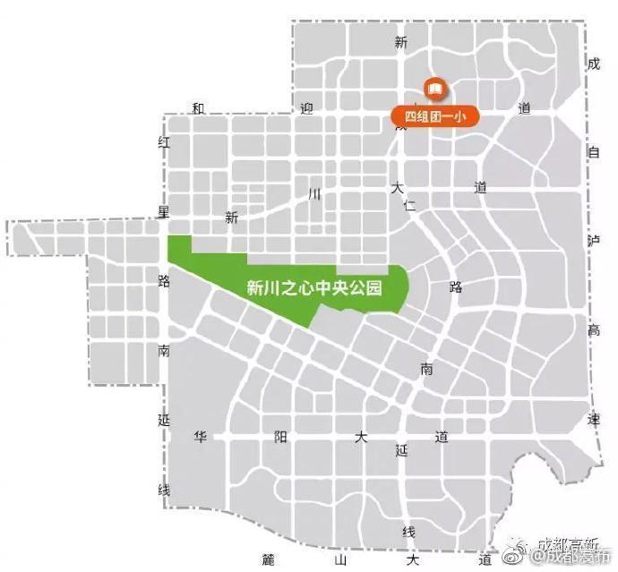成都高新新川9所高颜值公立学校正在建设中 来qio qio在你家附近不