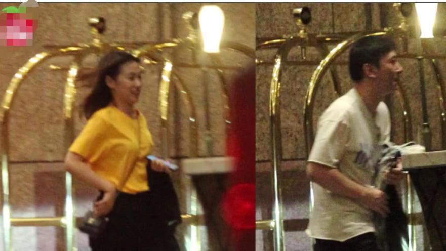 王思聪体验台湾夜生活,被拍与神秘女同回酒店!