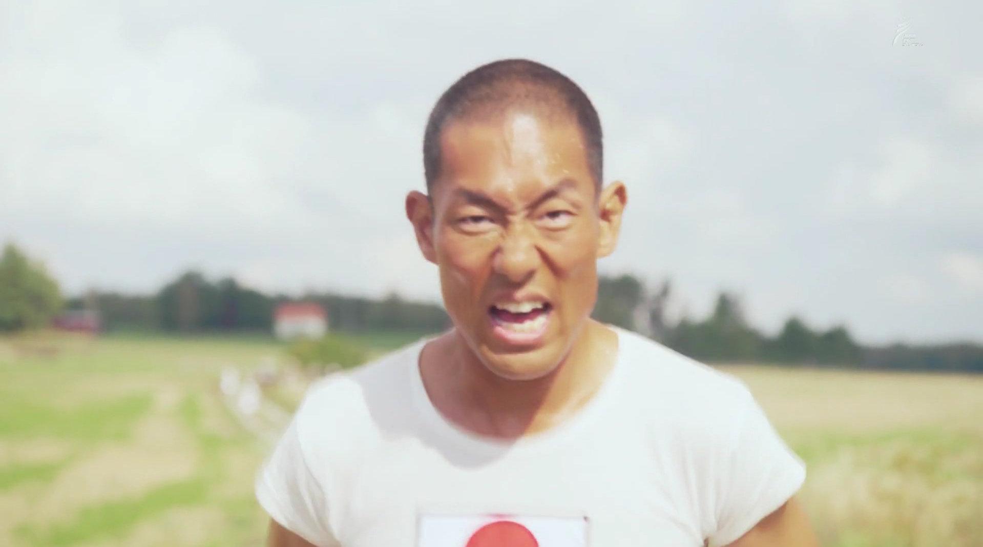 日本马拉松的第一次奥运征程 韦驮天因中暑而中途退赛