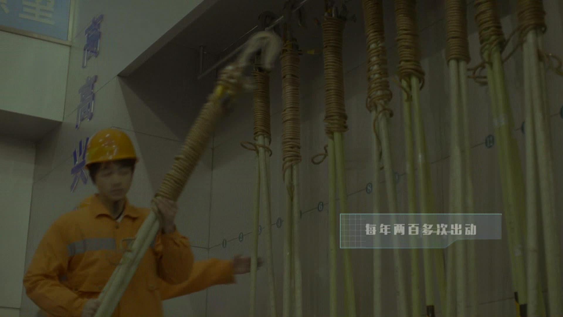刘文慧,从普速铁路的接触网工到高铁接触网工区工长