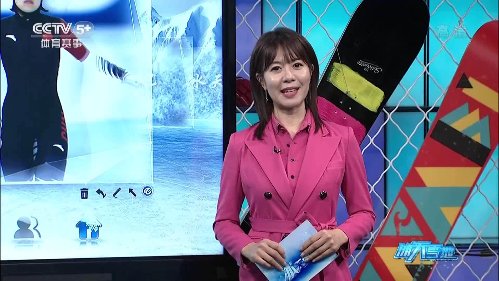 CCTV5+分享|《冰天雪地》 回顾花样滑冰莫斯科站女单比赛