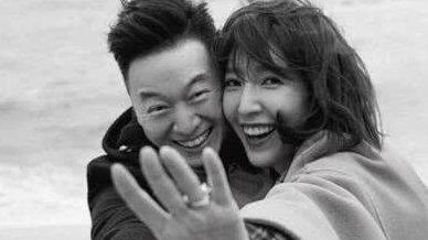 杨谨华嫁石油富商,宣布结婚喜讯,相恋3年,希望纠缠一辈子