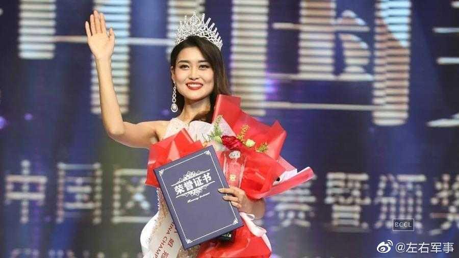 2019中国小姐,日本小姐,韩国小姐,美国小姐,德国小姐,法国小姐