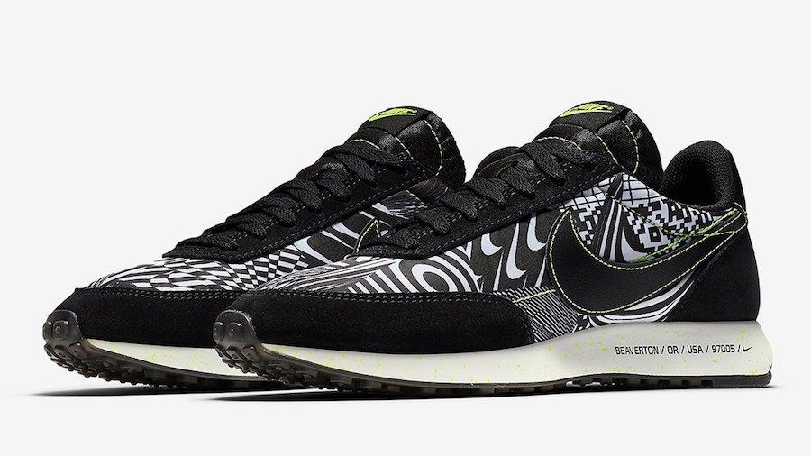 Nike Air Tailwind 79 系列鞋款在《怪奇物语》IP的作用下大热了一段