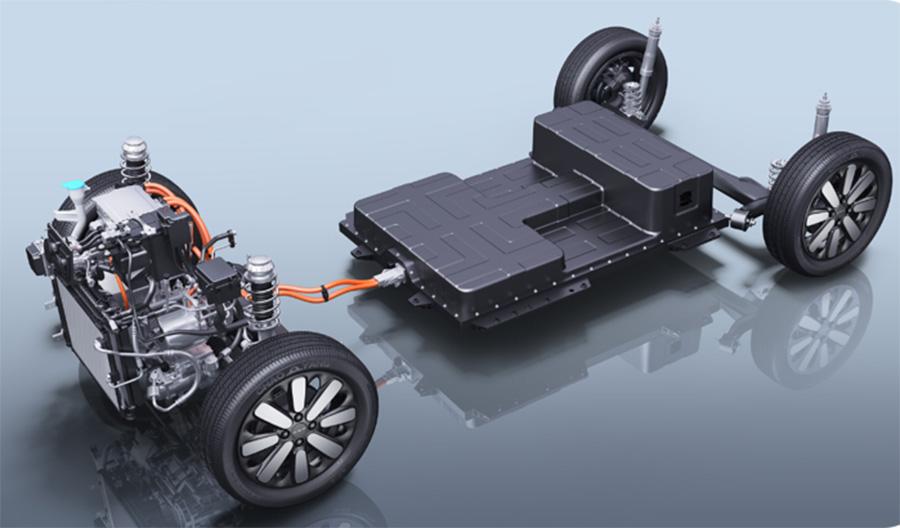 小身材也有大空间 欧拉R1上市补贴后售价5.98万元起