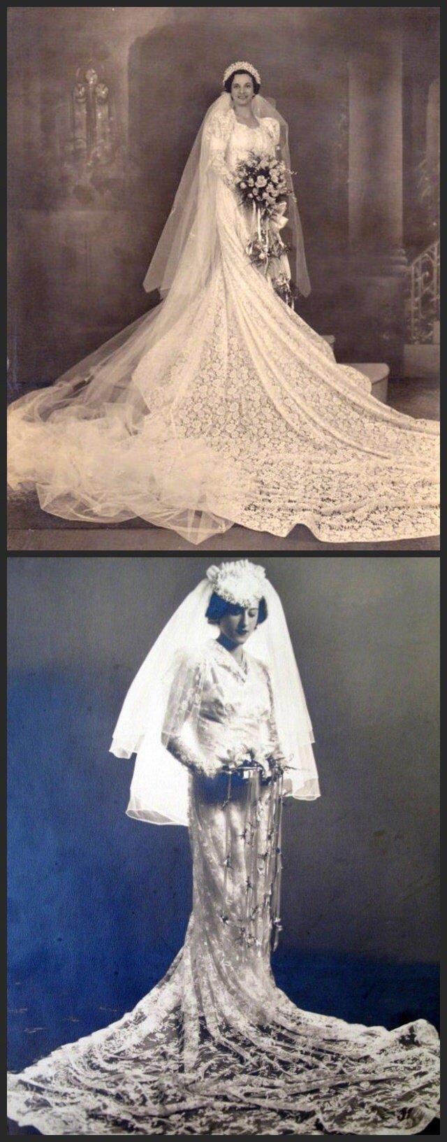 上世纪新娘婚纱