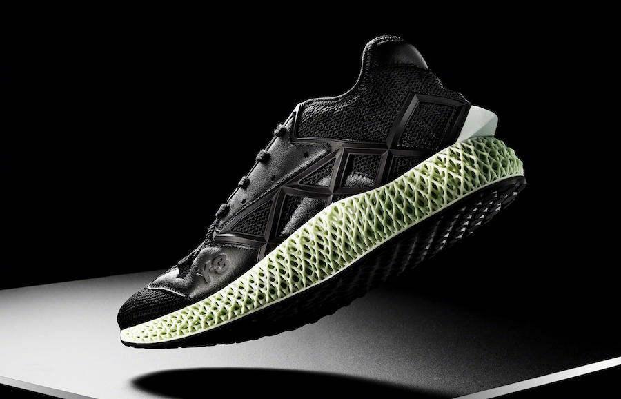 adidas Y-3 Runner 4D,预计将于12月12日发售,只是4D+Y3的组合